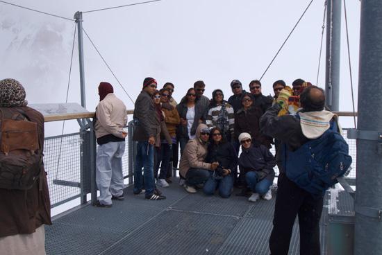 インド人観光客