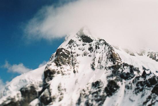 ユングフラウ山頂