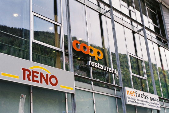 Coopレストラン